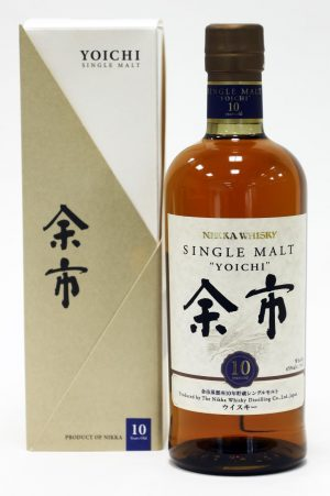Yoichi 10 Year Old Japanese Single Malt Whisky