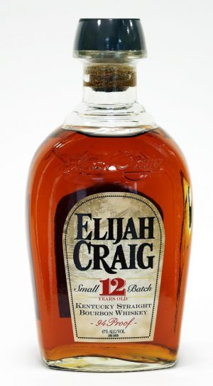 Elijah Craig 12 Year Old Kentucky Straight Bourbon