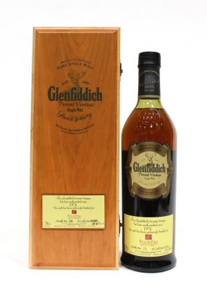 Glenfiddich 1976, Private Vintage, Cask #16389
