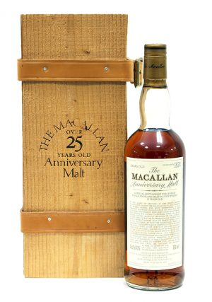 Macallan 1974 25 Year Old Anniversary Malt