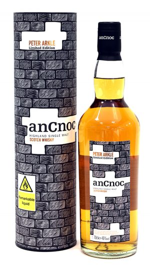 AnCnoc Peter Arkle Limited Edition