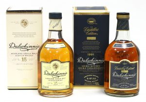 Dalwhinnie Distillery Lot (2 bottles)