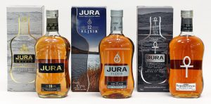 Jura Distillery Lot (3 bottles)