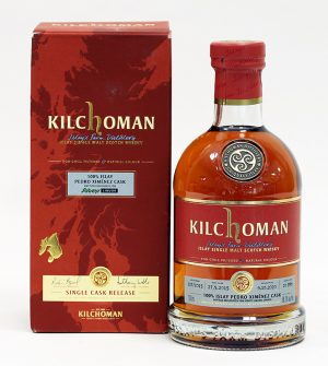 Kilchoman Single Cask Pedro Ximenez