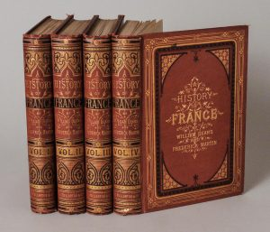 HISTORY OF FRANCE (4 VOLS.)