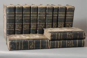 PANTOLOGIA CYCLOPAEDIA  FIRST EDITION (12 VOLS.)