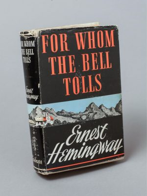 FOR WHOM THE BELL TOLLS FIRST EDITION