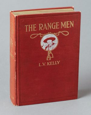 THE RANGE MEN FIRST EDITION