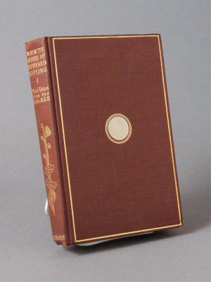 THE WRITINGS OF RUDYARD KIPLING (24 VOLS.)