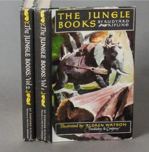 THE JUNGLE BOOKS 1 AND 2