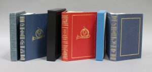 AMWELL PRESS BOOK COLLECTION (3)