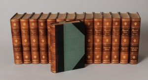 HISTORICAL TALES THE ROMANCE OF REALITY (15 VOLS.)