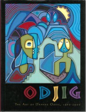 ODJIG, THE ART OF DAPHNE ODJIG, 1960-2000