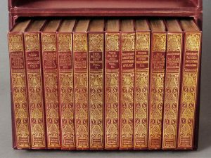 THE COMPLETE WORKS OF ROBERT BROWNING (12 VOLS.)