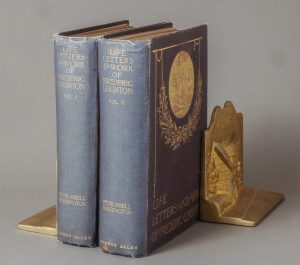 WORK OF FREDERIC LEIGHTON FIRST EDITION (2 VOLS.)WORK OF FREDERIC LEIGHTON FIRST EDITION (2 VOLS.)