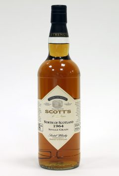 North of Scotland 1964, Scott's Selection, 45 Year