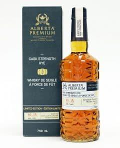 Alberta Premium Cask Strength Rye Whisky, 1st Release
