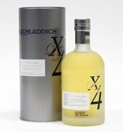 Bruichladdich X4+3 Usquebaugh-Baul, 3 Year Old