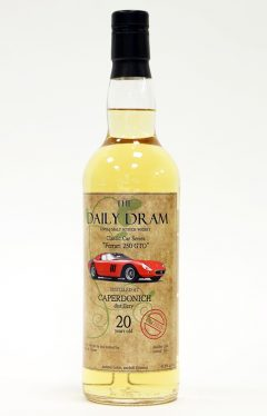 Caperdonich 1994 The Daily Dram, 20 Year Old