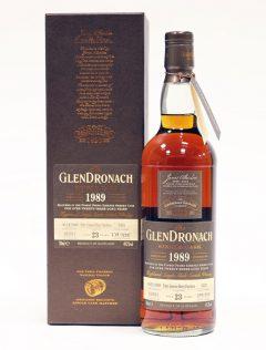 Glendronach 1989 Single PX Cask, 23 Year Old