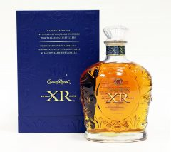 """Crown Royal """"Blue LaSalle Edition"""" XR Extra Rare Canadian Whisky"""