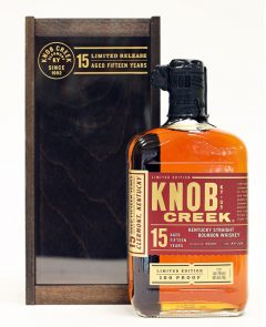 Knob Creek 15 Year Old Limited Edition 100 Proof