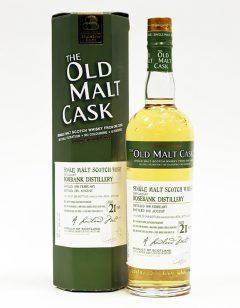 Rosebank 1990 Old Malt Cask, 21 Year Old