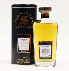 Linlithgow 1982 Signatory Vintage, 28 Year Old