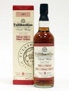 Tullibardine 1987 Single Cask, 21 Year Old