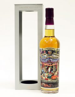 Compass Box Rogues' Banquet 20th Anniversary Limited Edition