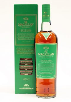 The Macallan Editon No. 4, Limited Release