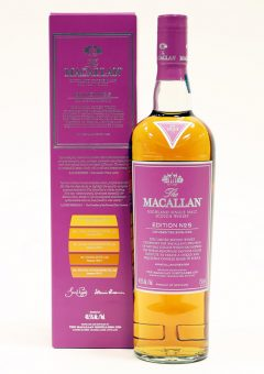 The Macallan Editon No. 5, Limited Release