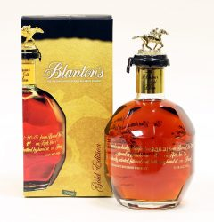 Blanton's 2013 Gold Edition, Dumped 2021
