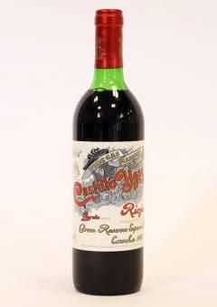 Castillo Ygay Rioja Gran Reserva Especial 1987