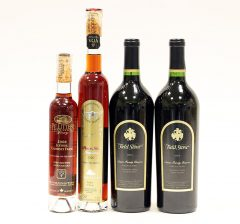 Fortified / Dessert Wine Selection