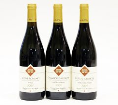 Domaine Daniel Rion & Fils Winery Selection