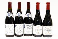Burgundy Selection