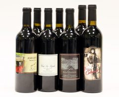 De La Montanya Winery Selection