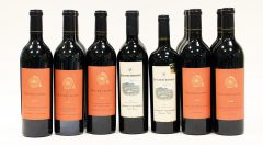 Dutcher Crossing Winery Selection